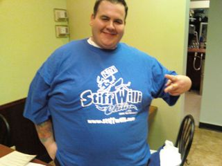 Chef Robert Hesse Digs T Rev S Stiff Willi Chili